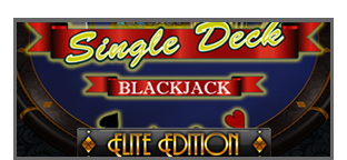 Single Deck Blackjack - Elite Edition
